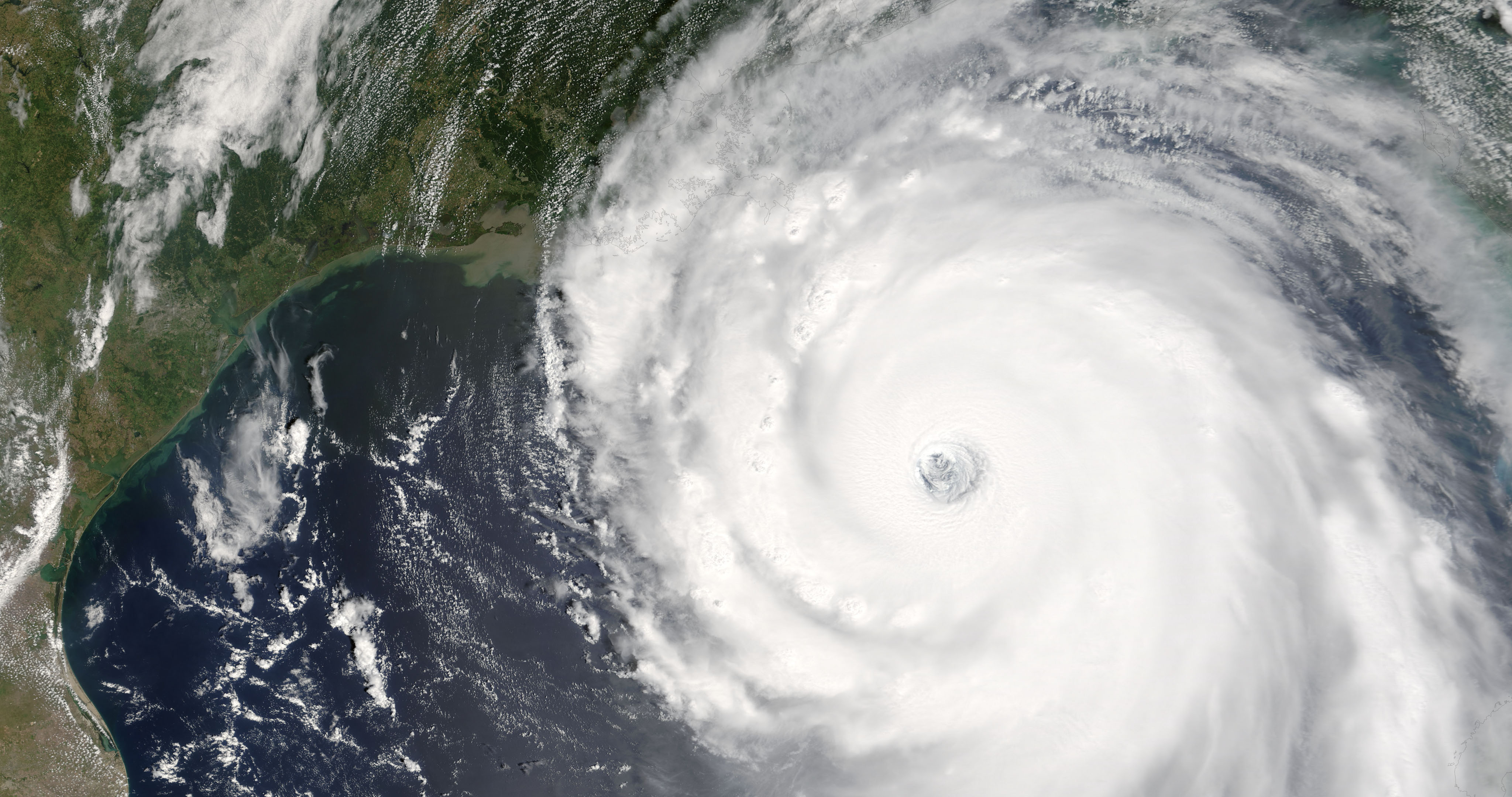 why are hurricanes dangerous North and south carolina could soon encounter the strongest hurricane they've seen in decades hurricane florence is heading for the eastern seaboard as a dangerous category 4 storm, threatening winds of 130 miles per hour, 13-foot storm surges, and torrential rainfall.